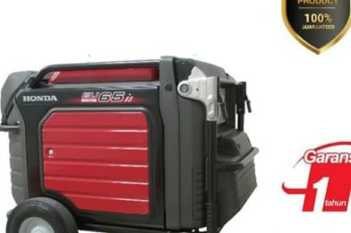Harga Genset Inverter Silent Asli Honda Power Product